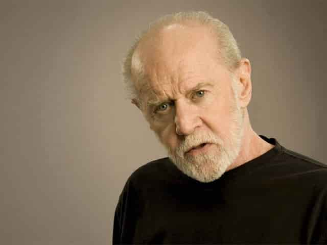 George Carlin best comedians of all time