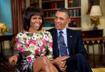 Michelle and Barack Obama Most Powerful Couples in the World-min-min