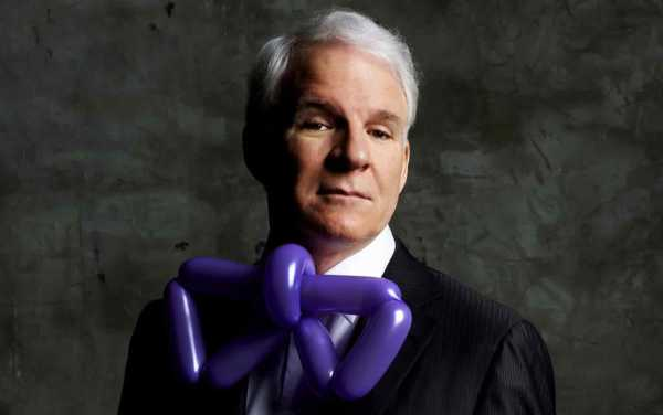 Steve Martin best comedians of all time