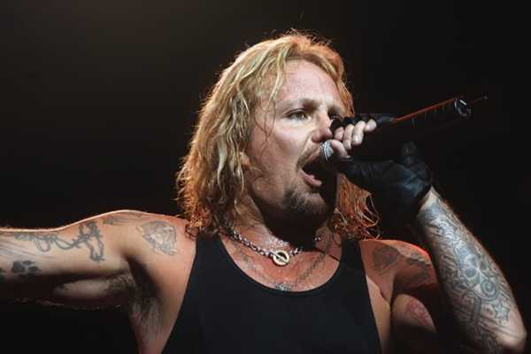 Vince Neil Celebrities Who Have Killed People