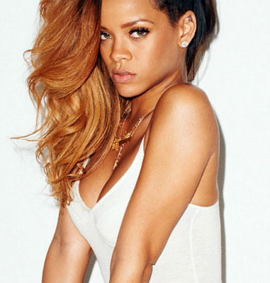 rihanna hottest Women in the world