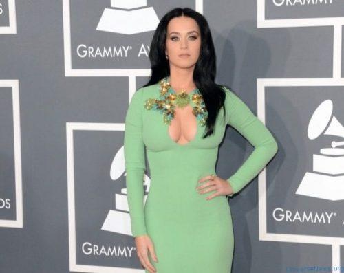 Katy Perry Celebrities who don't wear underwear