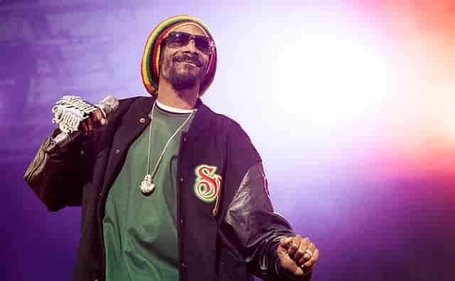 Snoop Dogg Best Rappers of all time-min