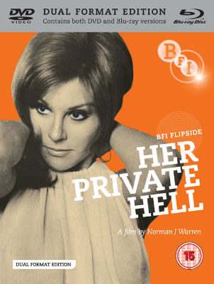 Top 10 Adult British Movies Her Private Hell (1967)