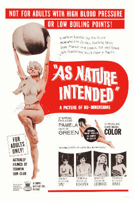 Top 10 Adult British Movies Naked as Nature Intended (1961)