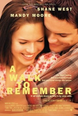 A Walk to Remember Teen Romance Movies