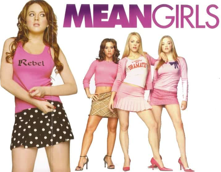 Mean Girls Teen Romance Movies