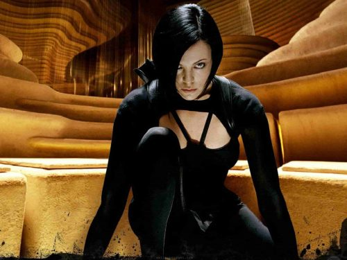 Æon Flux Outfits of Female Superheroes
