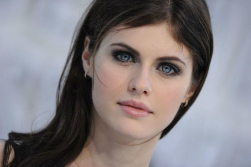 Alexandra Daddario Most Beautiful Eyes