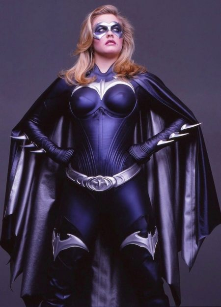 Batgirl Sexiest Outfits of Female Superheroes