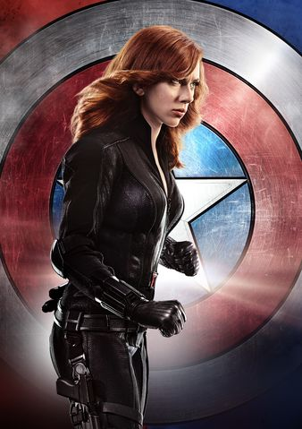 Black Widow Sexiest Outfits of Female Superheroes