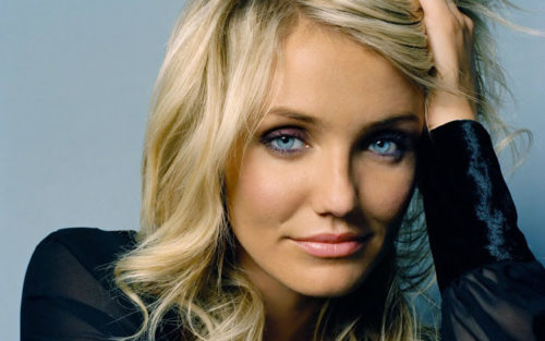 Cameron Diaz Most Beautiful Eyes