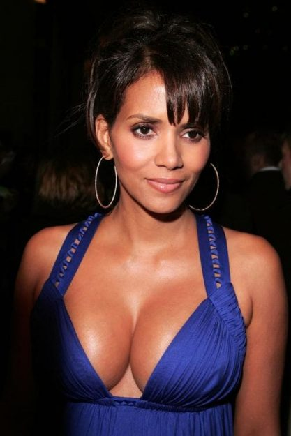 Halle Berry Best Celebrity Boobs of All Time