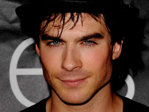 Ian Joseph Somerhalder Top 10 Celebrities With Most Beautiful Eyes