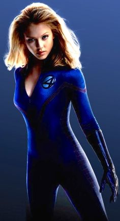 Invisible Woman Sexiest Outfits of Female Superheroes