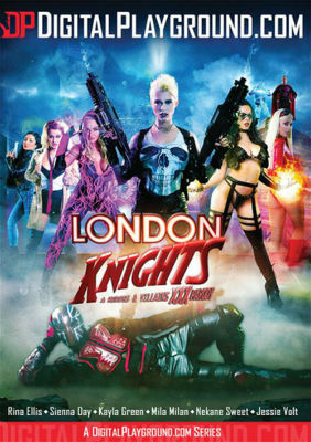 London Knights A Heroes and Villains XXX Parody best porn movies of 2016