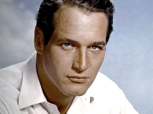 Paul Newman Beautiful Eyes