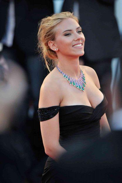 Scarlett Johansson Celebrity Boobs of All Time