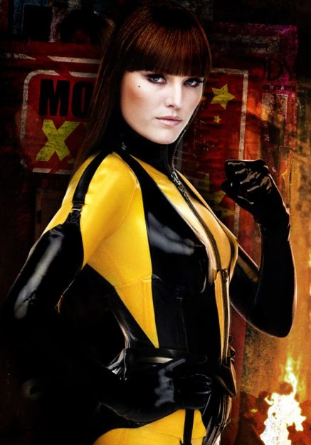 Silk Spectre Sexiest Outfits of Female Superheroes