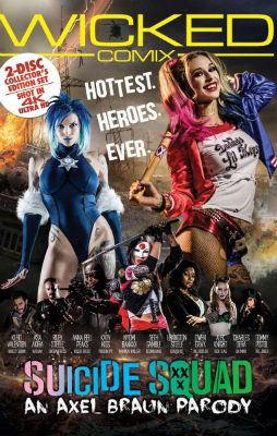 Suicide Squad An Axel Braun Parody best porn movies of 2016
