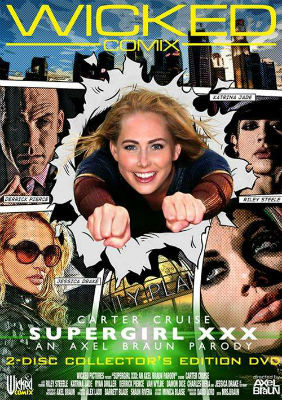 Super Girl XXX An Axel Braun Parody best porn movies of 2016