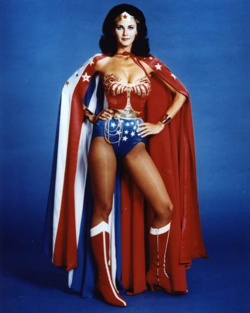 Wonder Woman Sexiest Outfits of Female Superheroes