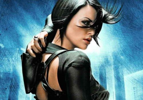 Aeon Flux Sexiest Female Super Heroes