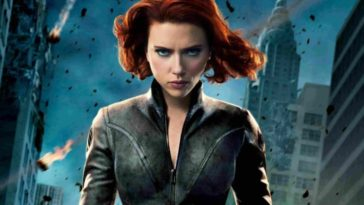 Black Widow Sexiest Female Super Heroes