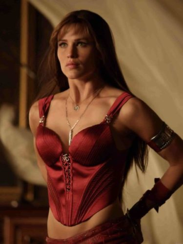 Elektra Sexiest Female Super Heroes