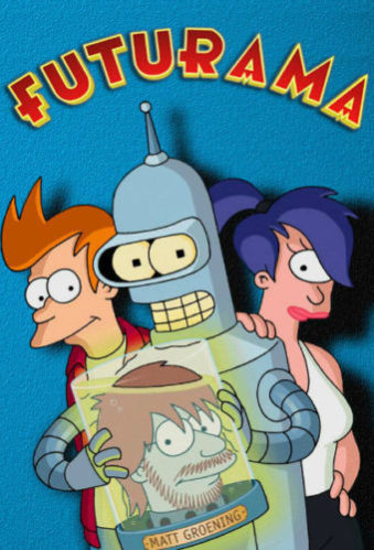 Futurama best Adult cartoons