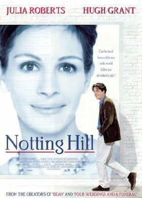 Notting Hill Romantic Movies