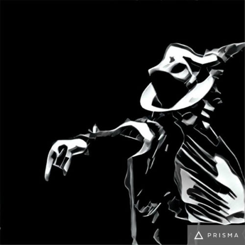 Prisma filters on Michael Jackson Urban
