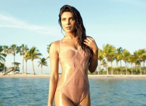 Priyanka Chopra bollywood actresses in bikini