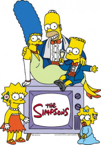 The Simpsons best Adult cartoons