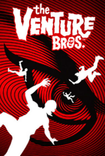The Venture Bros. best Adult cartoons