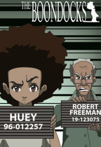 The boondocks best Adult cartoons