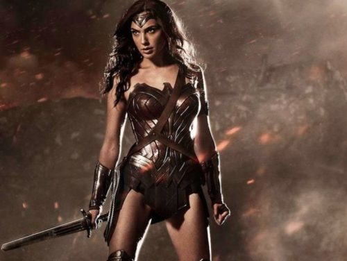 Wonder Woman Sexiest Female Super Heroes