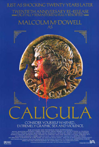 Caligula Hot hollywood movies