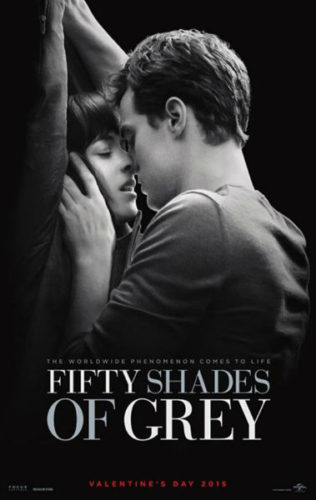 Fifty Shades of Grey Hot hollywood movies