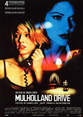 Mulholland Drive (a.k.a Mulholland Dr.) sex lesbian movies