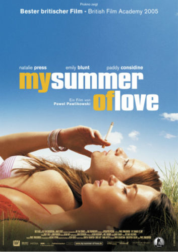 My Summer of Love sex lesbian movies