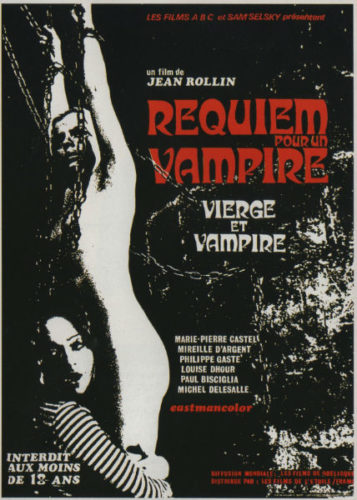 Requiem for a Vampire French Adult movies
