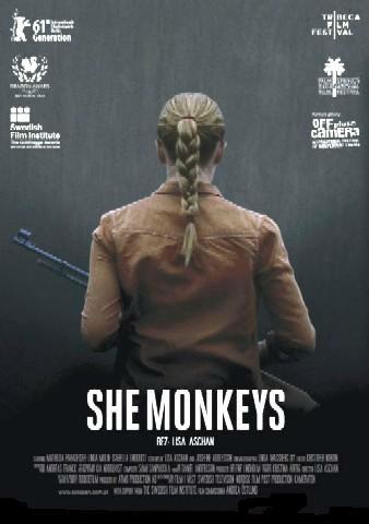 She Monkeys sex lesbian movies