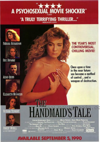 The Handmaid's Tale Hot hollywood movies