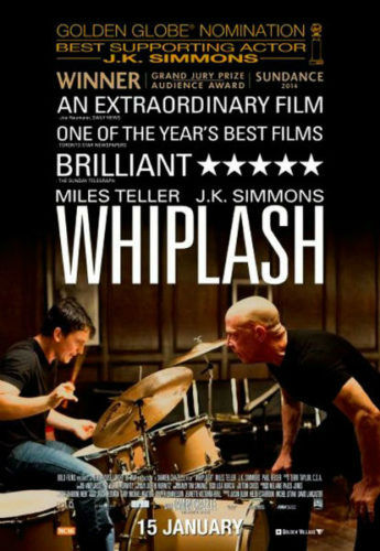 Whiplash Best English Movies to Watch in 2017