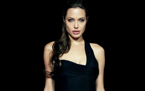 Angelina Jolie Sexiest woman alive