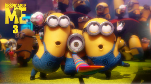 Despicable Me 3 Latest and upcoming hollywood movies 2017