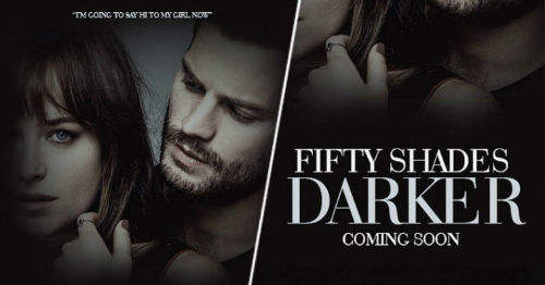 Fifty Shades Darker UPCOMING AND LATEST HOLLYWOOD MOVIES OF 2017