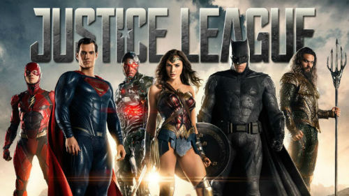 Justice League Latest and upcoming hollywood movies 2017