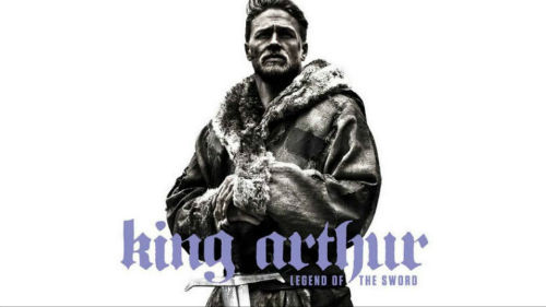 King Arthur Legend of the Sword Latest and upcoming hollywood movies 2017